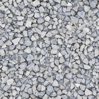 A large number of large stones closeup with sharp edges background or texture