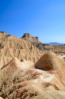 Las bardenas reales, natural reserve and biosphere reserve, 나바라, 스페인