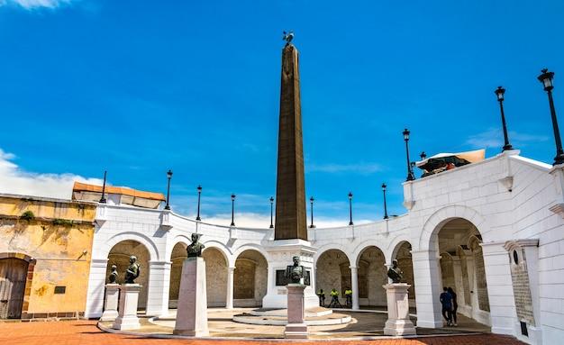Памятник лас боведас в каско вьехо, панама