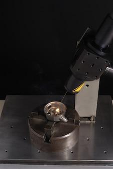 Laser beam industry