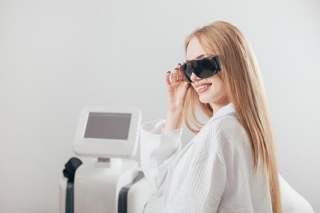 Лазерная эпиляция в косметической клинике