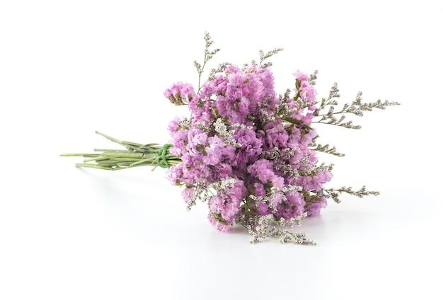 ラベンダー紫色の装飾花の花