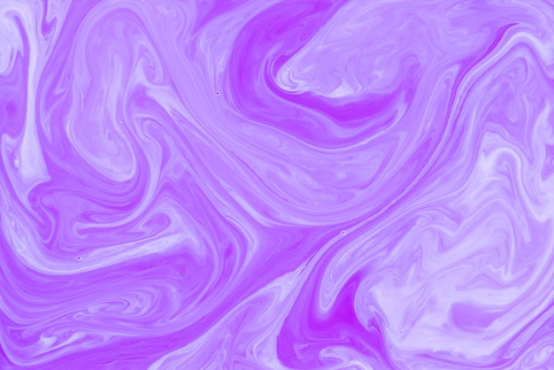 Lavender and purple marbled textured background