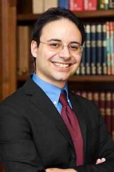 Портрет юриста