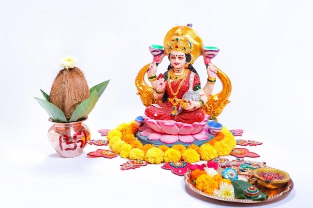 インド祭ディワリ、laxmi pooja