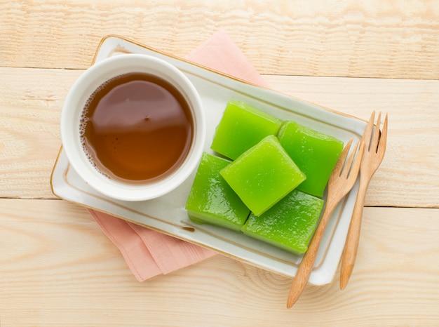 レイヤースウィートケーキ(カノムチャン)