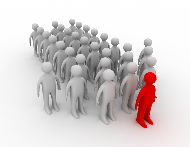 Концепция лидера