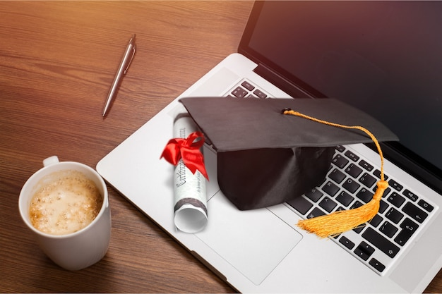 Концепция обучения выпускников онлайн
