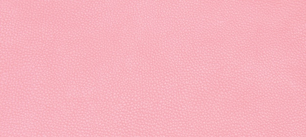 Leather pink texture