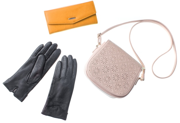 Leather products, accessories for women