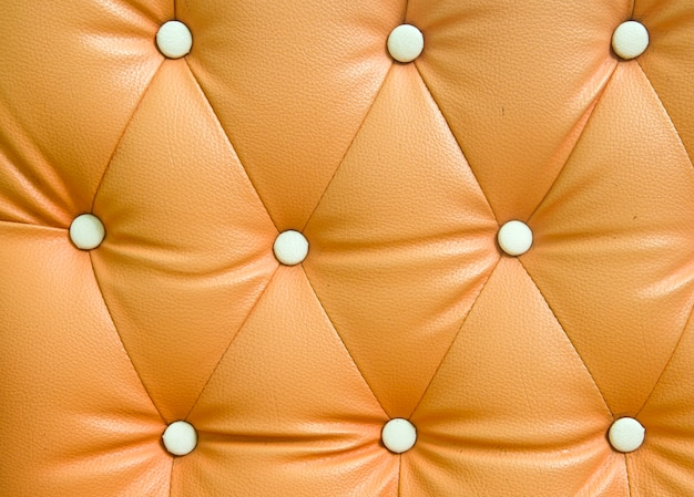Leather sofa texture background