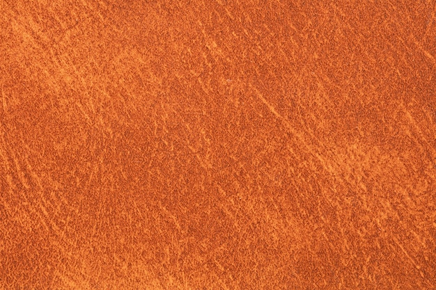 Leather texture background light brown color