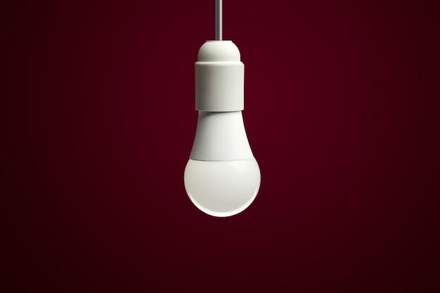 Светодиодная энергосберегающая лампа.