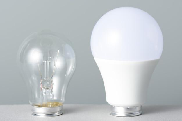 Led 램프 및 백열 전구