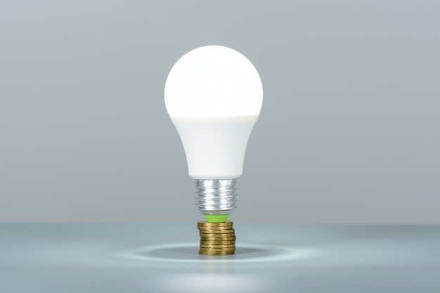 동전 가치가있는 led 전구