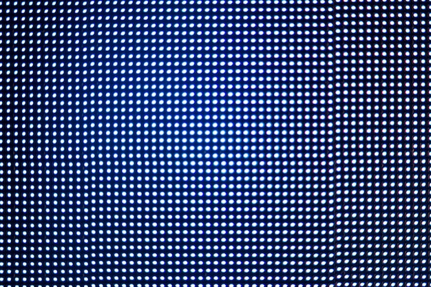 Led light texture