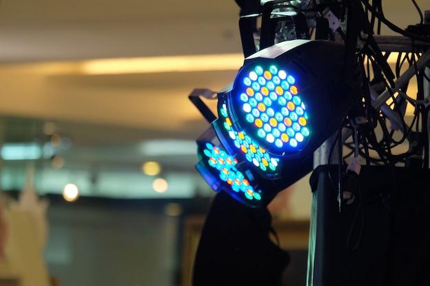 Светодиодное осветительное оборудование, led осветительное устройство par par цветное