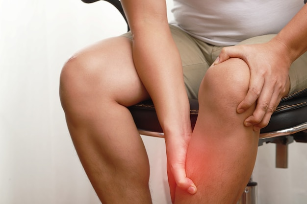 Leg pain and injuries from exercise and osteoarthritis, myositis