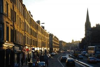 Leith walk, edinburgh