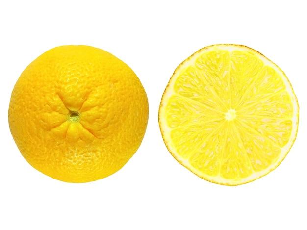 레몬 과일