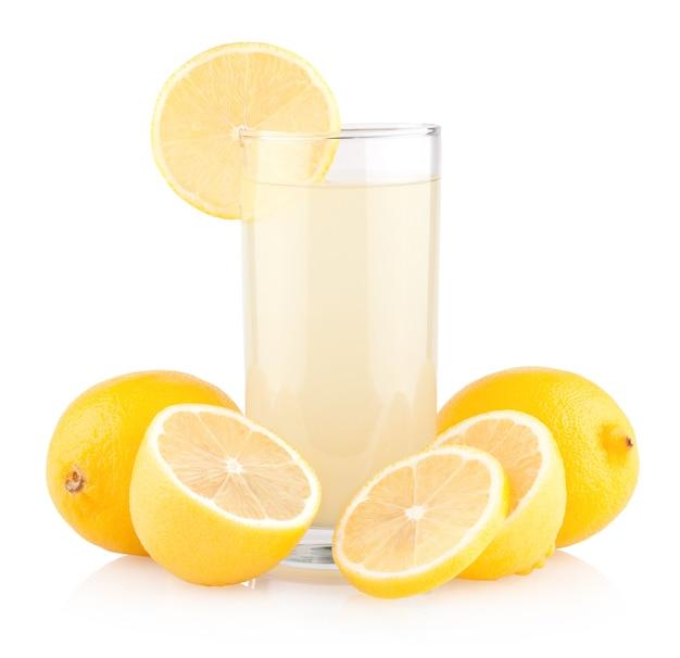 レモンとレモンジュース