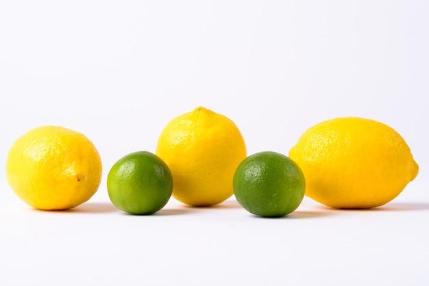 레몬과 라임 절연 행