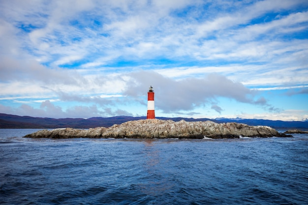 Les eclaireurs lighthouse, ушуайя