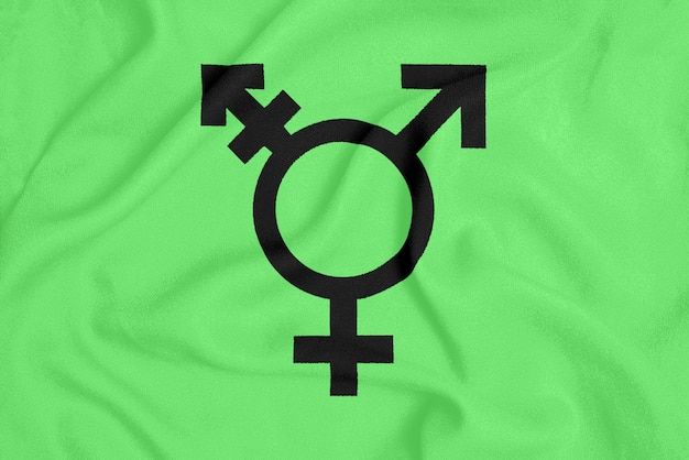 Lgbt transgender pride community flag