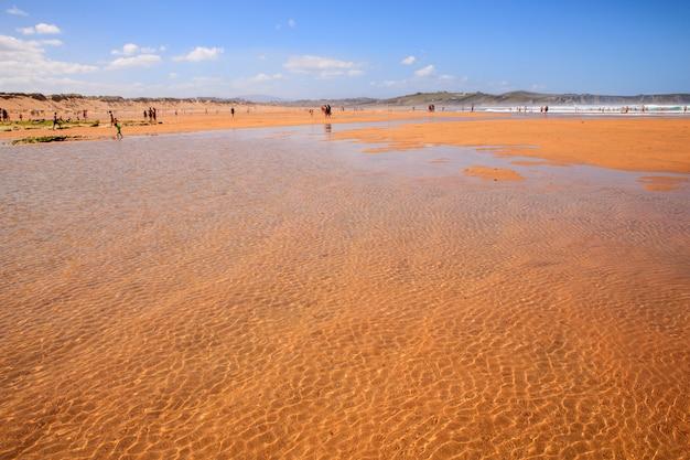 Liencres dunes nature reserve