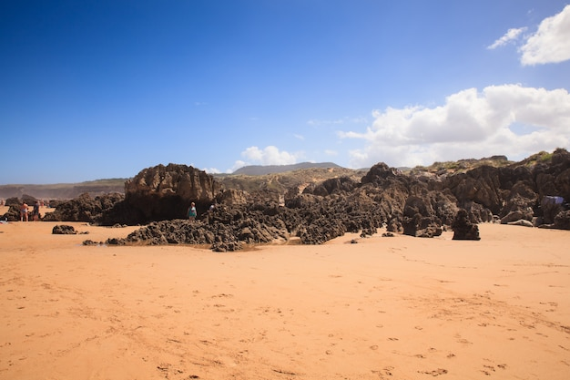Liencres砂丘自然保護区