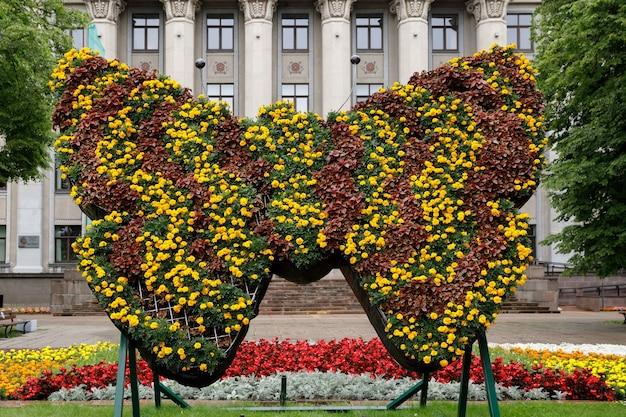 ラトビア、リエパーヤ-2017年6月25日:リエパーヤ大学。リエパーヤはバルト海に面した都市です。リガとダウガフピルスに次ぐ国内で3番目に大きな都市です。