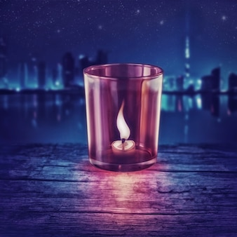 Зажги свечу в городе