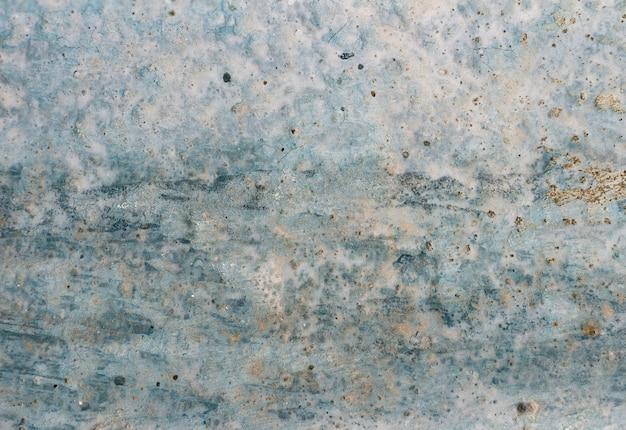 밝은 파란색 고대 벽 질감 배경