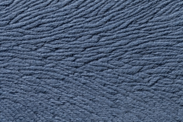 Light blue background from soft textile material