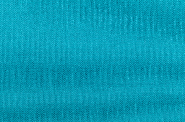 Light blue background from a textile material.