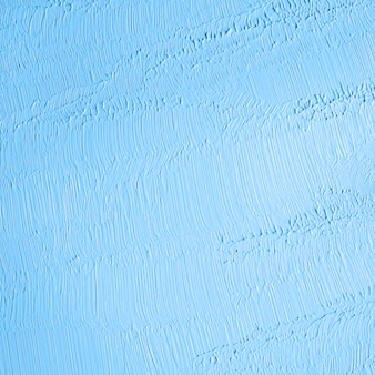 Light blue painted wall Free Photo
