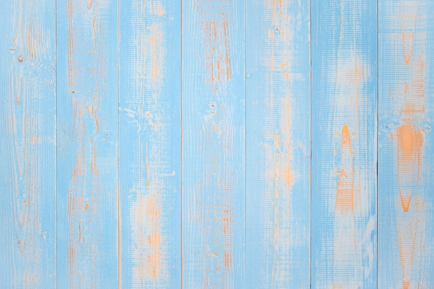 Light blue pastel color wood texture background