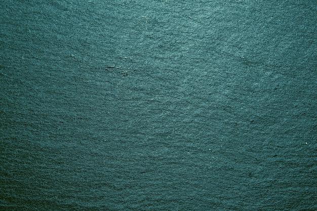 밝은 파란색 슬레이트 트레이 질감 배경. 천연 블랙 슬레이트 바위의 질감