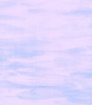 Голубая белая пастельная текстура акварель абстрактный фон нанимает отсканированную технику файла