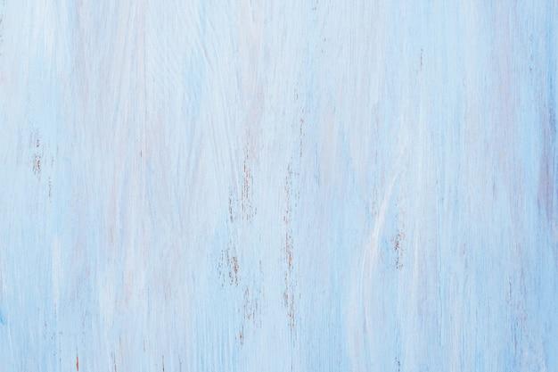 水色の木製の背景。