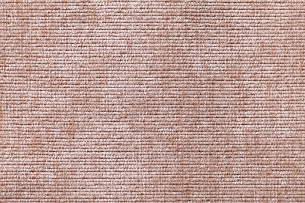 Light brown from a soft textile material. Premium Photo