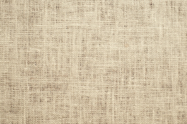 Light brown weaving canvas fabric texture background
