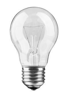 Лампочка, изолированные, реалистичное фото