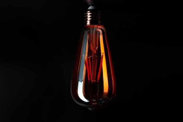 Лампочка изолирована