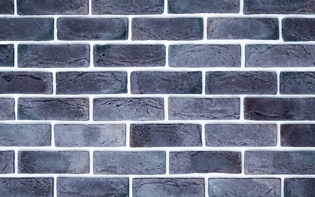 Light gray brick wall