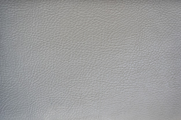 Light gray leather smooth surface
