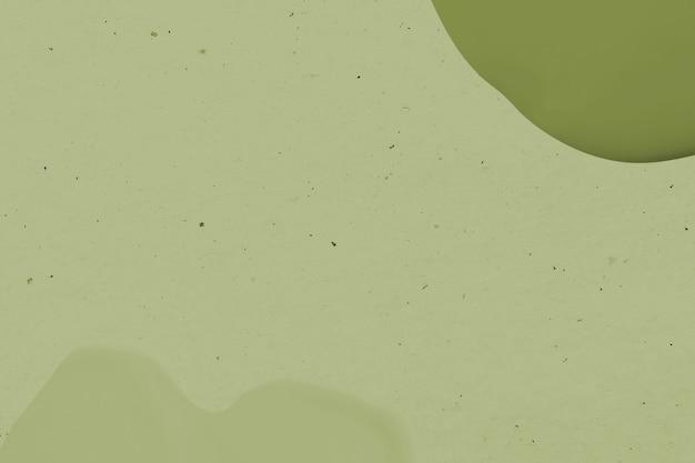 밝은 녹색 아크릴 페인팅 배경