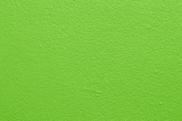 Светло-зеленый цвет лайма бетонная цементная стена текстура