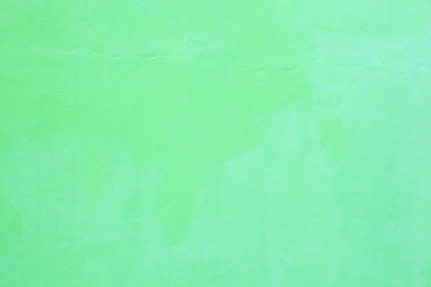 Light green painted colored plain seamless textured plastered rough wall background