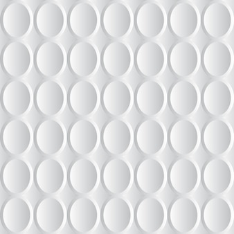 Light halftone background for creative web layout. white and grey 3d vector abstract scales background